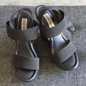 Steve Madden wedge heel size 5.5